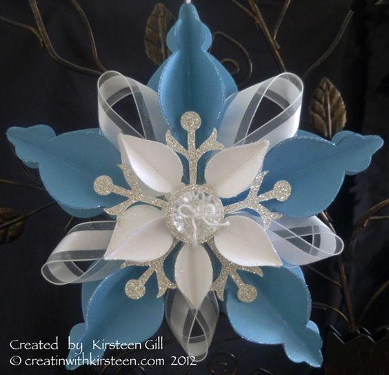 Christmas Ornament: Marina Mist