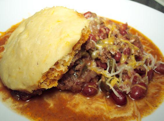 Yum... I'd Pinch That! | Chili and Dumplings
