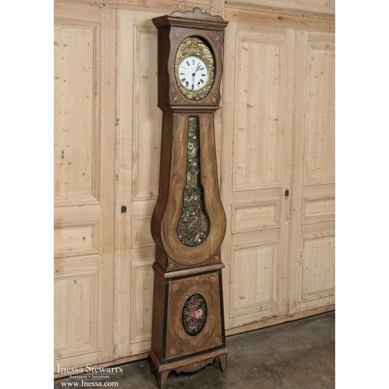 Antique Grandfather Clocks Antique Country French Long