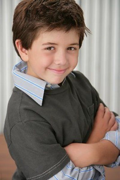 Bradley Steven Perry - Again, hes so cute when hes wittwe!!