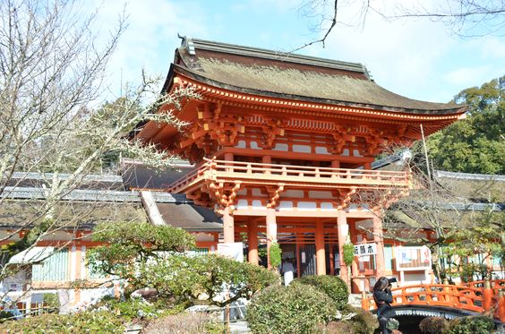 Kamigamo Shrine 賀茂別雷神社
