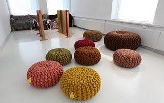 Crochet puff: