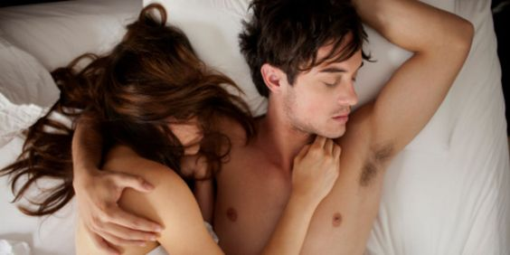 Need better sleep? Study says have sex