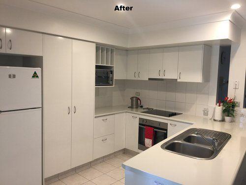 Modern Image Resurfacing Kitchen Kitchen Cabinets Home Decor