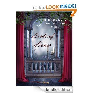 Flurries of Words: 99 CENT BOOK FIND: Lord of Honor by K. R. Richards...