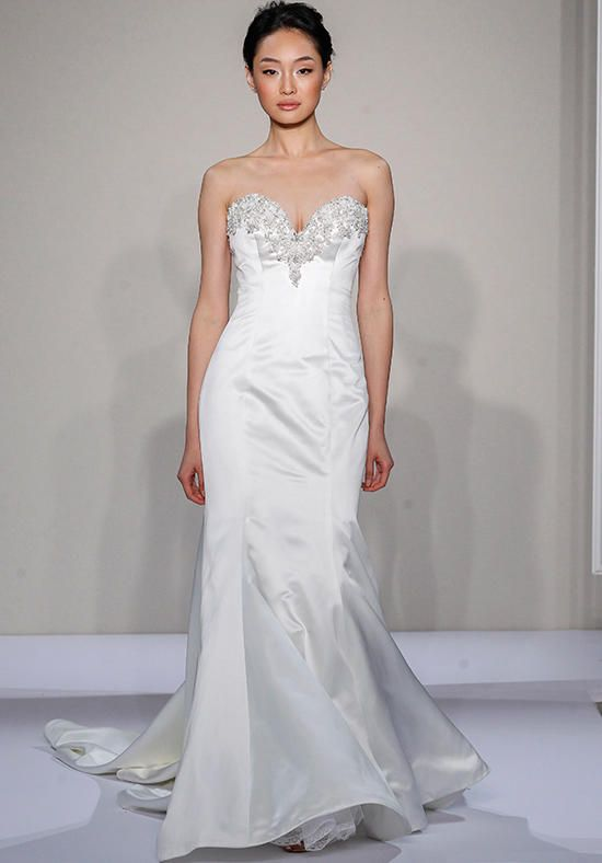 Dennis Basso for Kleinfeld 14071 Wedding Dress photo