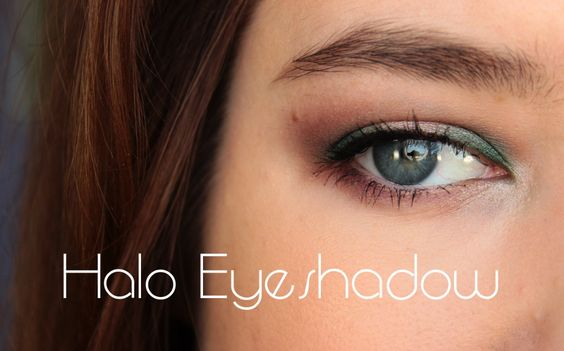 Halo Eyeshadow Look - Cream's Beauty Blog