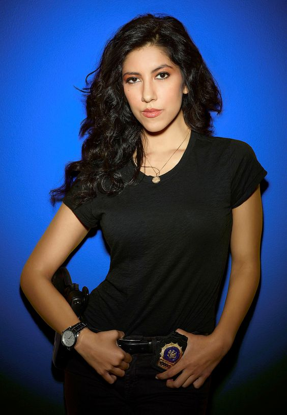 Stephanie Beatriz as (Detective Rosa Diaz) #Brooklyn99