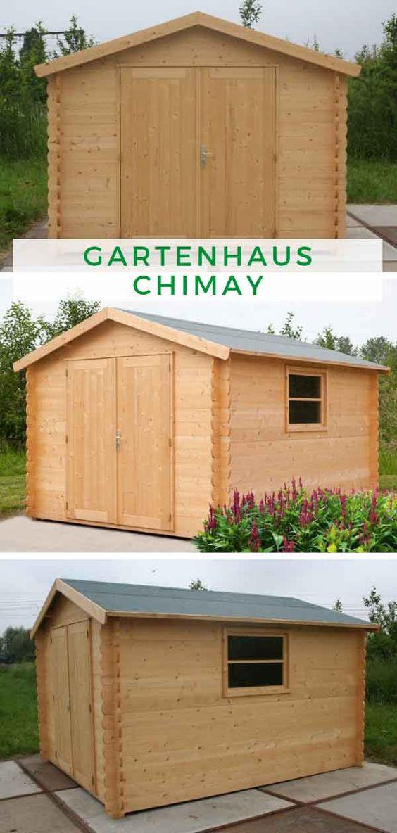 Gartentiger Gartenhaus Chimay 28 Gartenhaus Gartenhaus Holz Gerateschuppen