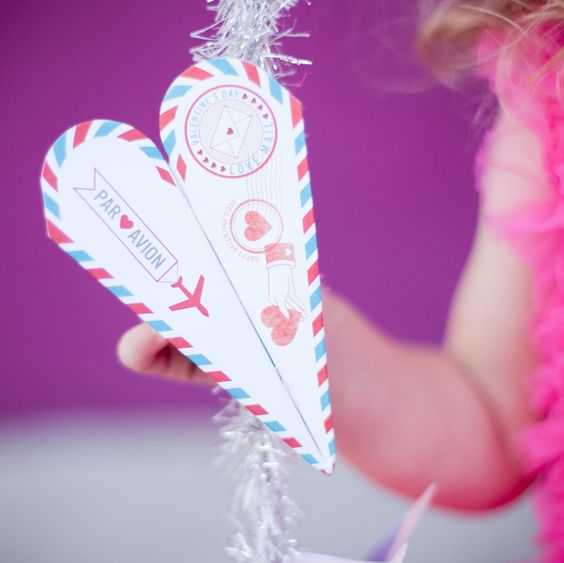 Valentine Projects Your Kids Will Love - Recipes, Crafts, Home Décor and More   Martha Stewart