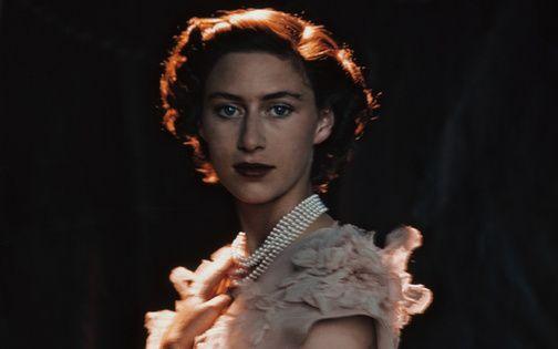 王女 マーガレット