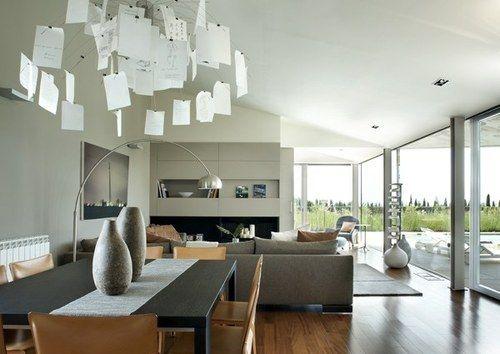 Imagenes de sala comedor fotos de decoracion decoraci n de - Ideas para decorar interiores ...