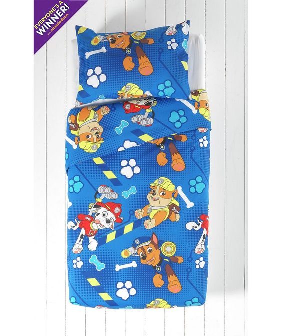 Buy Paw Patrol Rescue Toddler Bedding Set at Argos.co.uk - Your Online Shop for Children's bedding sets.