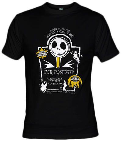 Camiseta Jack Frostington - Fanisetas - Olipop