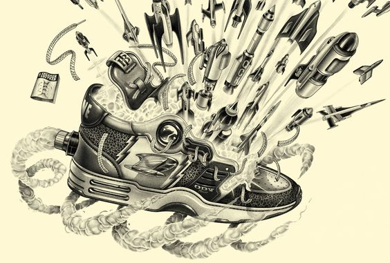 SNEAKER FREAKER on Behance