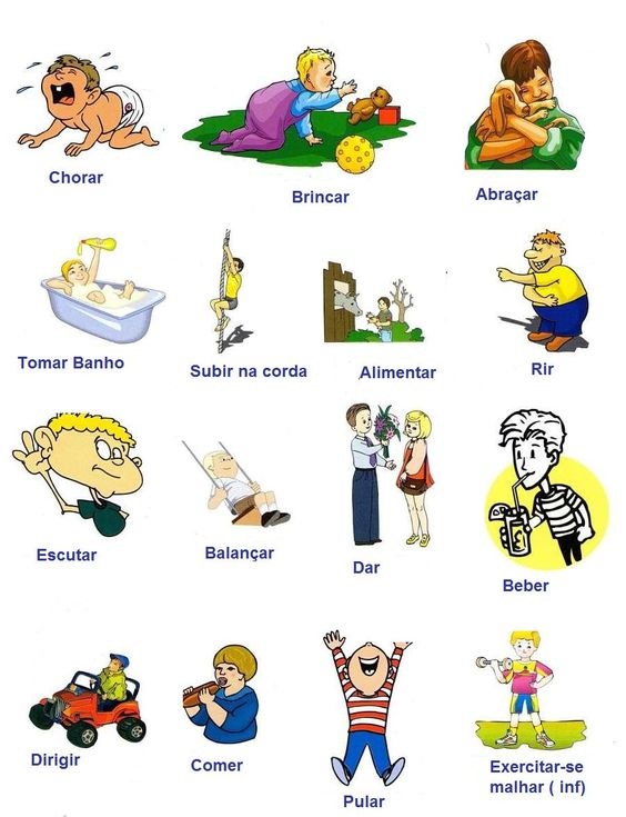 Learn Portuguese - Courses online : The Most Popular Verbs in Portuguese