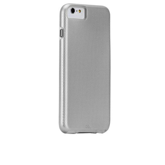 Iphone 6 Plus Silver Tough Case Image Angle 1 Silver Iphone 6 Plus Iphone 6 Plus Case Iphone Cases