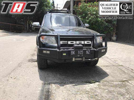 Promo Bumper Depan Forest Ford Everest Tas4x4 4 Ford 4x4 Indonesia