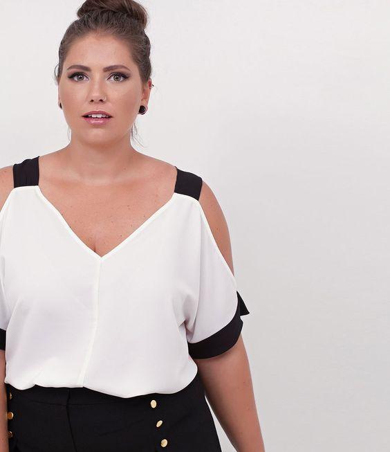 Moda Feminina 2020Plus Size