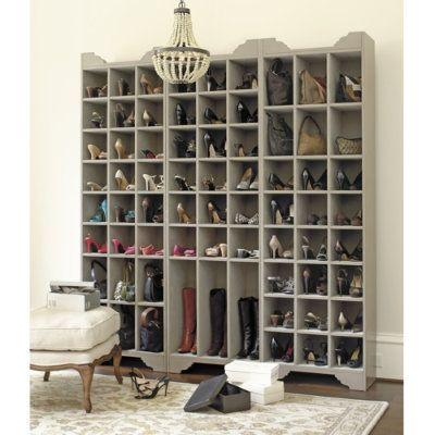 Shoe & Handbag Storage