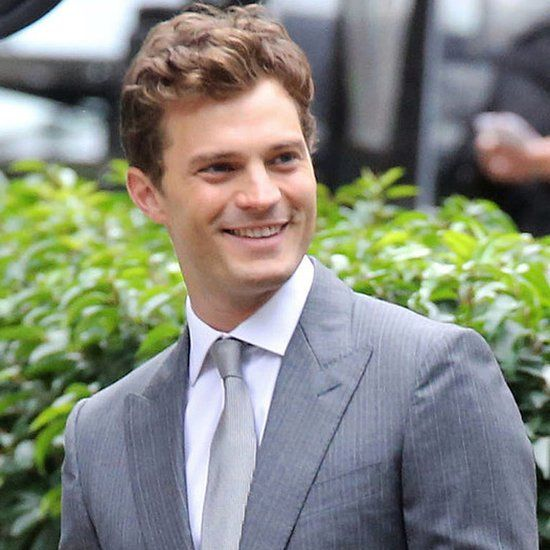 Get a First Look at Christian Grey and Anastasia Steele