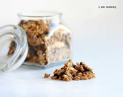 Easy and delicious homemade granola