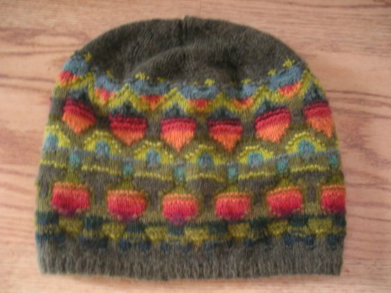 Bohus knitting kit - Inspired by Mountain Ash in the fall - gah! soooo beautiful!