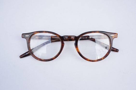 バートンペレイラ BARTON-PERREIRA メガネ BANKS(バンクス) Chestnut (栗色) 48サイズ | eyewear | optician | ポンメガネWEB