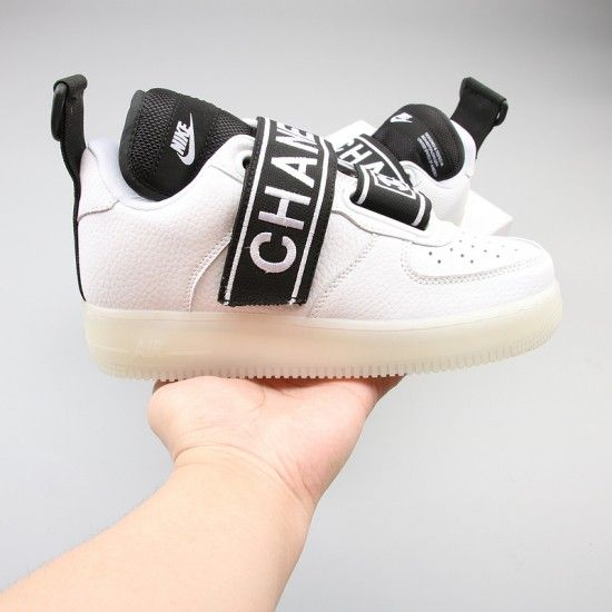 Nike Air Force 1 Utility Chanel White Custom Nike Air Force Nike Air Force