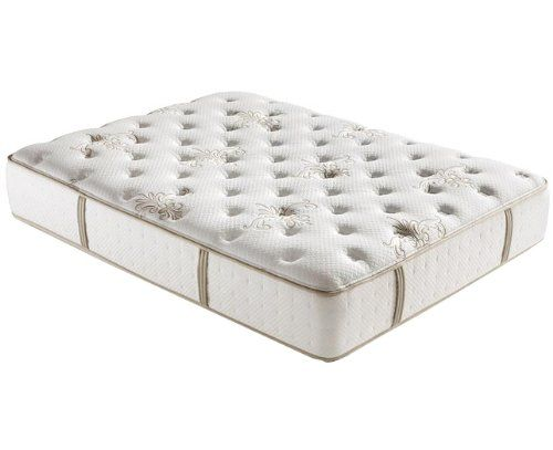 Stearns And Foster Ingrid Luxury Firm Top King Size Mattress Set