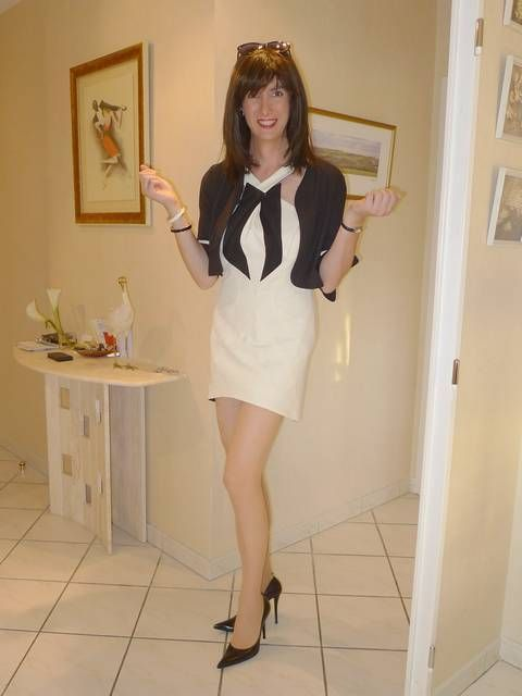 Beautiful Made Up Transvestites Being Feminized And Teased By Gorgeous Mistress 104