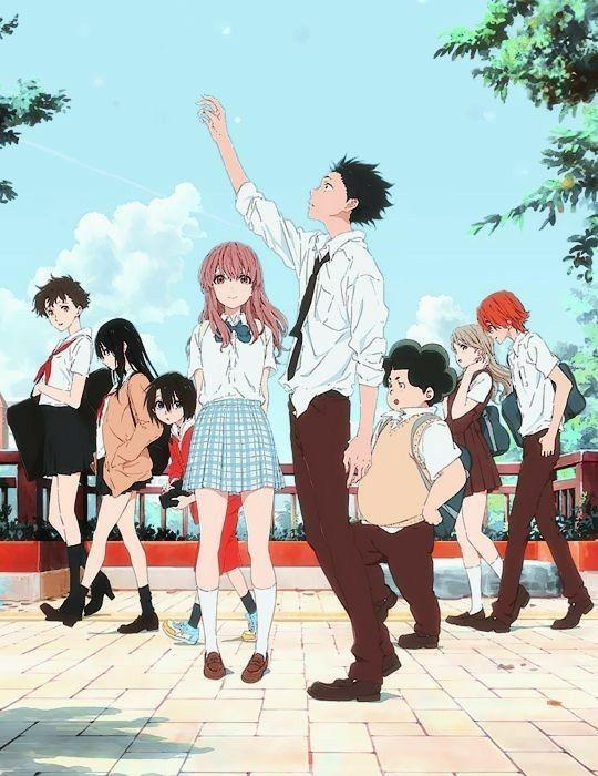 Anime World Anime Anime Films A Silent Voice Manga