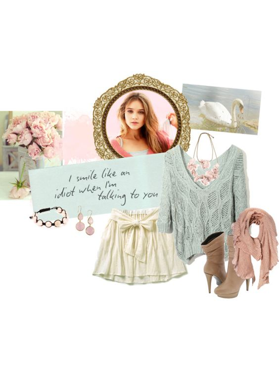 """dream a little dream"" by summersdream ❤ liked on Polyvore"