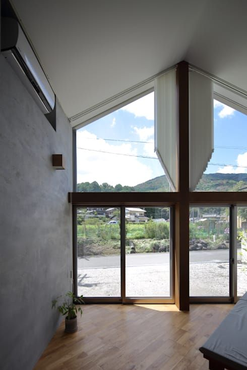 屋根の形状が反映された素敵な天井デザインbest5 寄棟造 建築設計