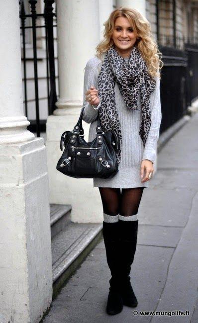 Fashion, Style And Beauty : Bohemian's Fashion