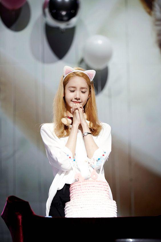 160530 SMTOWN Vyrl update 20150530 Yoona's Birthday Party SNSD Yoona Happy Birthday