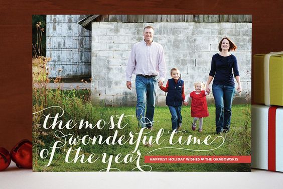 #29. Wonderful Script by @Melanie Severin from Alberta, Canada. Announcing @Minted #Holiday2012 design challenge winners.