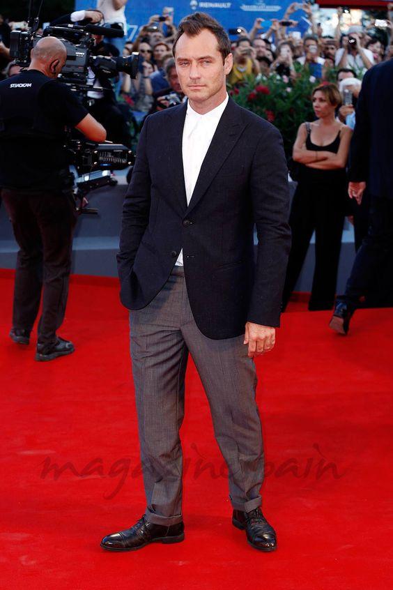 Jude Law -  73º del Festival de Cine de Venecia