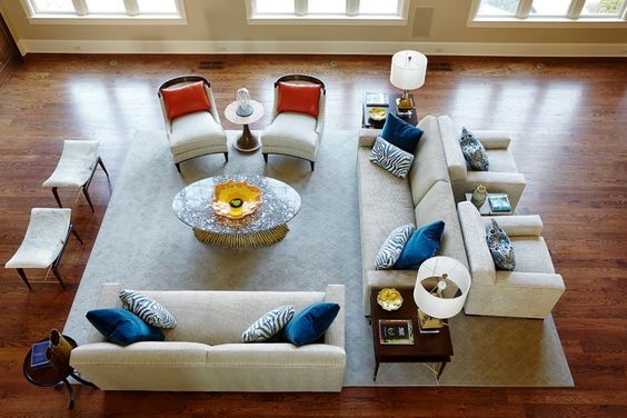 AHT Interiors - Great Room Redesign