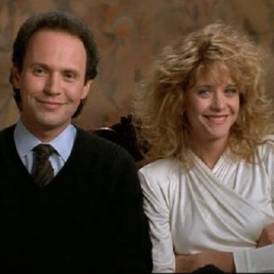 Image result for billy crystal and meg ryan