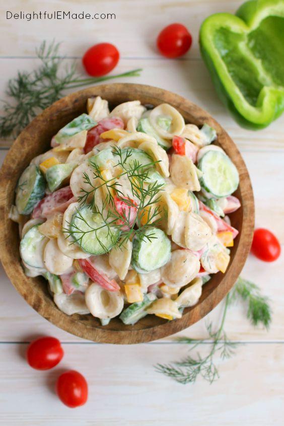 Pinterest the world s catalog of ideas - Refreshing dishes yogurt try summer ...