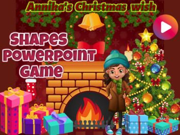 Christmas Shapes Powerpoint Game Animated With Sound Effects Powerpoint Games Christmas Teaching Resources Halloween Math
