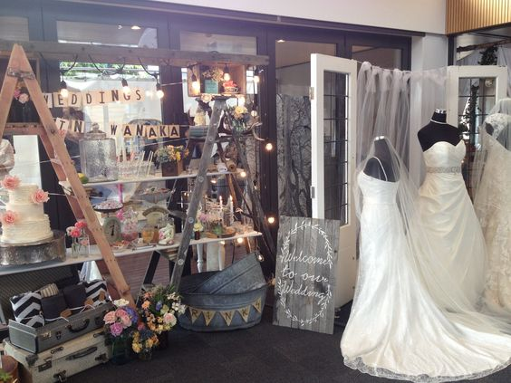 Weddings in Wanaka Wedding Expo at Peak Functions, Easter Monday 2015 showcasing a selection of local vendors and suppliers... So Sweet Hire - Prop Hire for Wanaka & Central Otago Weddings & Events (www.sosweethire.co.nz)