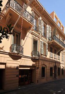 The Princess Grace Irish Library. Monaco