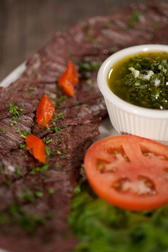 Skirt steak, Havana and Steaks on Pinterest