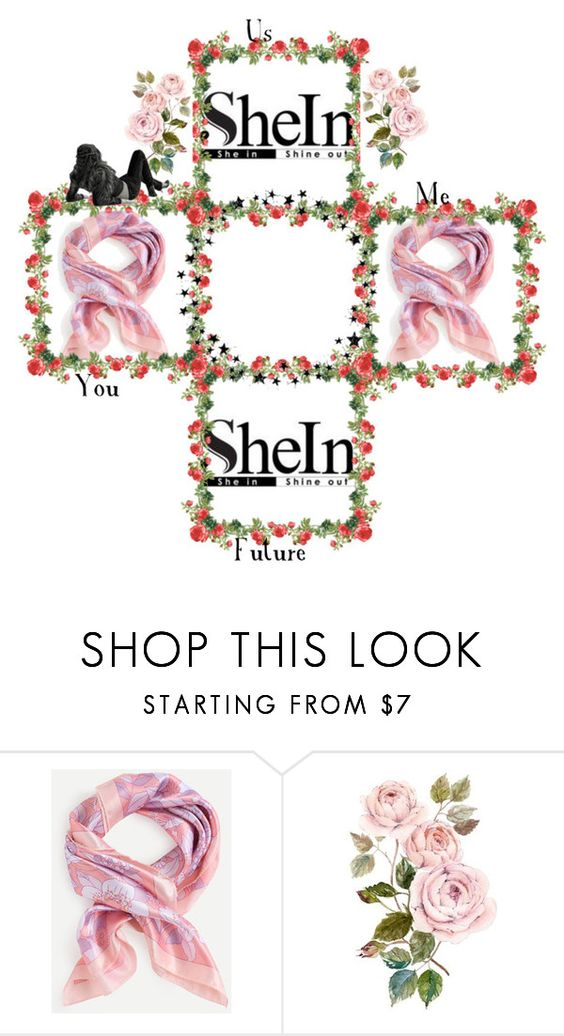 """""""SheIn Contest"""" by kristinagroove ❤ liked on Polyvore featuring Camp"""
