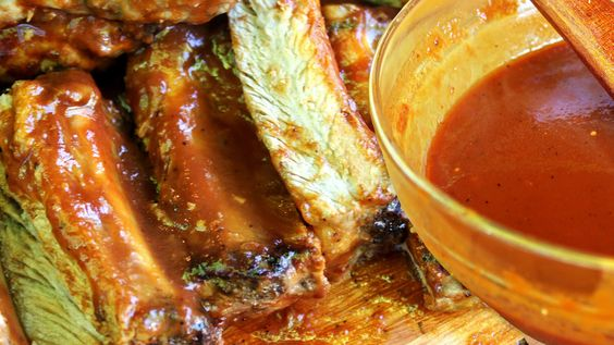 Como hacer salsa barbacoa casera la mejor receta de locos - Hacer barbacoa casera ...