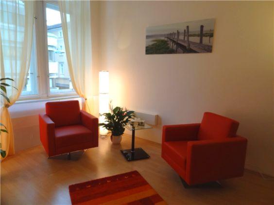 Brigitte Fuchs - Psychotherapie Innsbruck - Praxis Maximilianstraße 2