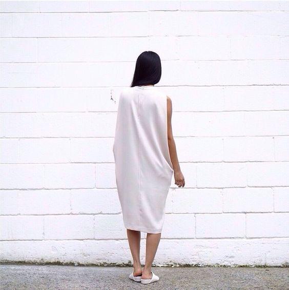 The perfect spring tunic dress - Dress 3087 ($118) // #oakandfort