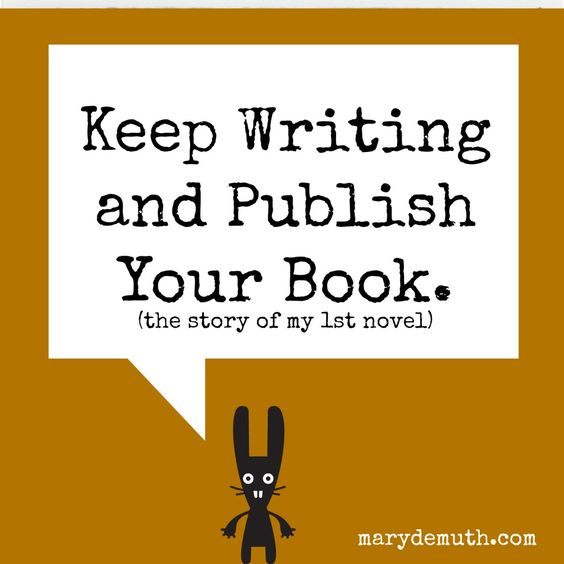 Publishing Your Book